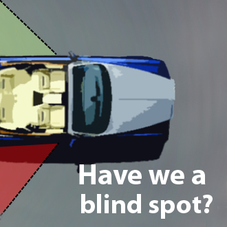 Do we have a blind spot?